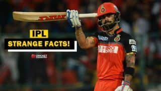 Strange statistical facts about IPL