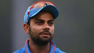 Asia Cup 2014: Dew factor was way beyond India's expectations against Sri Lanka, says Virat Kohli