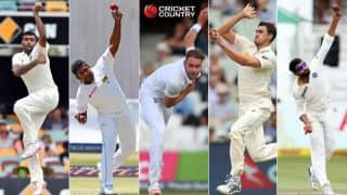 Yearender 2016: Top 10 bowlers from Test cricket