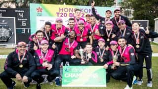 Hung Hom JD Jaguars triumph in thrilling Hong Kong T20 Blitz 2018 final