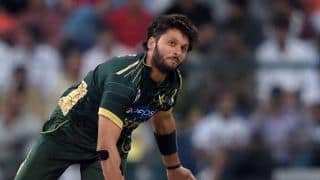 Is Shahid Afridi really a legend of cricket?