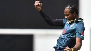 Jofra Archer stars for England before rain washes out Pakistan ODI