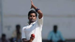 Irani Trophy: Vinay Kumar folds ROI for 201