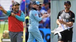 ICC Cricket World Cup 2019: Semi-final qualification scenarios