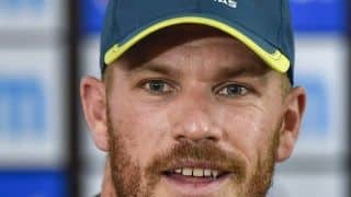 Perfect opportunity for youngsters to grab ICC World Cup 2019 spots: Aaron Finch