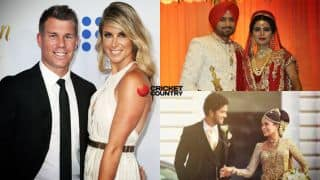 2015 Yearender: Cricketers who got hitched in 2015