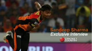 Sandeep Sharma: I am a James Anderson fan