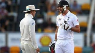 Ashes 2015: James Anderson gives up on sledging
