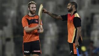 IPL 2015: Kane Williamson likely to replace injured Kevin Pietersen for Sunrisers Hyderabad