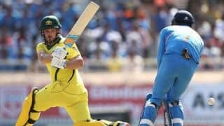 Have always had the faith I would get runs: Aaron Finch