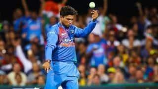 Kuldeep Yadav rises to No.3 in ICC T20I rankings