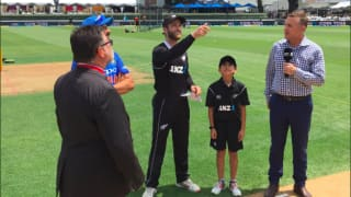 4th ODI: Shubman Gill debuts, New Zealand make four changes and field