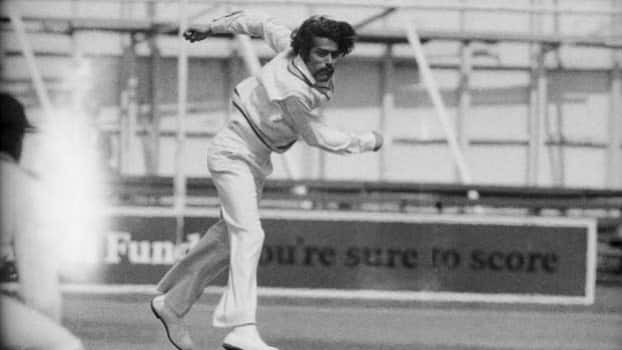 Magic Moments of Indian tours to England Part 7 of 16 — Bhagwath Chandrasekhar shatters John Edrich's stump