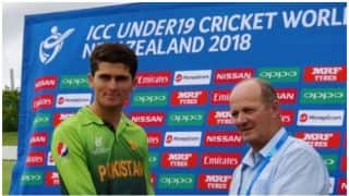 ICC Under 19 World Cup 2018: Pakistan beat Ireland by 9 wickets, Shaheen Afridi takes 6 wickets