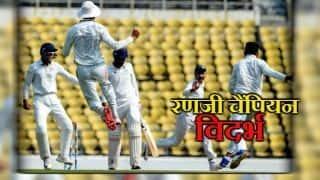 सौराष्ट्र को 78 रन से हरा विदर्भ ने जीती लगातार दूसरी रणजी ट्रॉफी