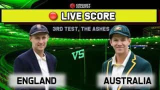 The Ashes 2019, England vs Australia, 3rd Test Day 2 Live Score: Australia extend lead to 194 at tea