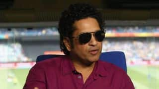 Sachin Tendulkar bats for sports to be made compulsory at grass root level