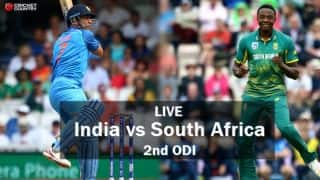 Highlights, India vs South Africa, 2nd ODI at Centurion: India win by 9 wickets