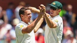 Australia appoints Mitchell Marsh, Josh Hazlewood as joint Test vice-captains