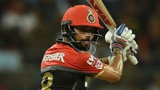 IPL 2017: Virat Kohli rings bell at Eden Gardens ahead of RCB vs KKR clash