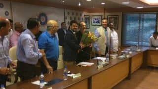 Anurag Thakur elected BCCI Presidents; one of the youngest to the post