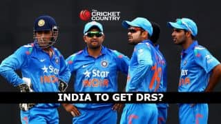 BCCI willing to adopt DRS technology?