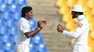 India vs Sri Lanka,3rd Test, Day 1: Chaminda Vaas satisfied with Lakshan Sandakan, Malinda Pushpakumara's performance