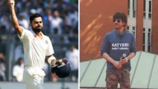 Virat Kohli may soon surpass Shah Rukh Khan in terms of brand value in India