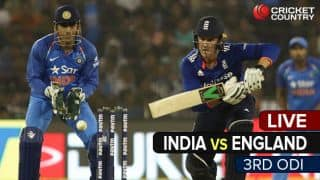 Live Cricket Score India vs England, 3rd ODI at Kolkata: India elect to bowl