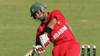 Raza, Panyangara set new record during ZIM vs NZ, 2nd ODI