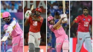 KXIP vs RR: Ashwin vs Buttler, Rahane's form, Stokes injury and other talking points