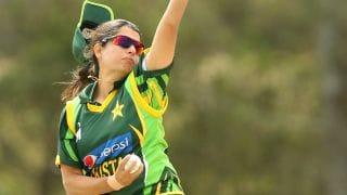 Sana Mir becomes first Pakistan Women's cricketer to pick 100 ODI wickets