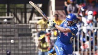 Mumbai Indians vs Sunrisers Hyderabad IPL 2014: Match 20 of IPL 7 at Dubai