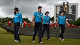 Alastair Cook handed over one match suspension for slow over-rate