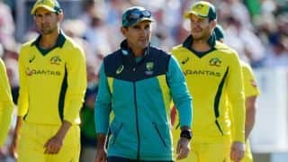 Justin Langer to head Cricket Australia's new T20 selection panel