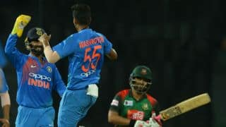 India vs Bangladesh, Nidahas Trophy 2018 Final: Washtington Sundar vs Tamim Iqbal and other key battles