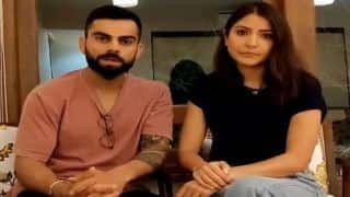 Virat, Anushka pledge support to PM-CARES and CM's Relief Fund