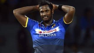 भारत बनाम श्रीलंका तीसरे टी20 मैच में नहीं खेलेंगे एंजेलो मैथ्यूज