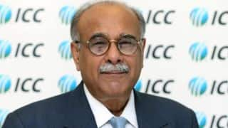 PCB chief seeks Sharif's support for Ind-Pak series