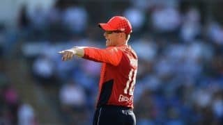 England skipper Eoin Morgan prepared to drop himself during World Cup if needed