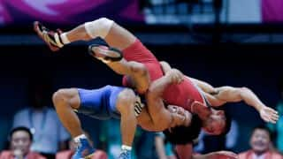 India clinch silver and bronze in wrestling