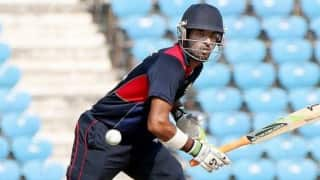 Vijay Hazare Trophy: Ravi Teja hits century as Meghalaya beat Sikkim by 194 runs