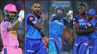 रबाडा-पंत के धमाकेदार प्रदर्शन से दिल्ली बना नंबर-वन