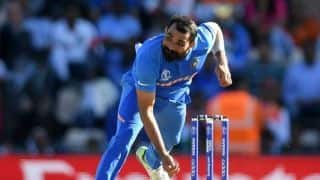 Mohammad Shami feeling confident after continuing dream return to Indian side