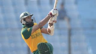 Hashim Amla 8th South African to complete 5,000 runs in ODIs