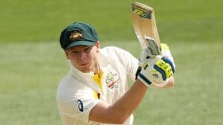 Australia might play 2 spinners & 2 all-rounders in Bangladesh: Steven Smith
