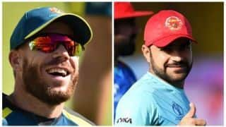 AUS vs AFG, Match 4, Cricket World Cup 2019, LIVE streaming: Teams, time in IST and where to watch on TV and online in India