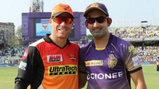 IPL 2017 LIVE Streaming, SRH vs KKR: Watch SRH vs KKR live IPL 10 match on Hotstar