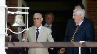 ENG batsman and umpire John Hampshire passes away