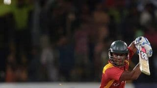 We Can Play Well, Compete And Beat Pakistan: Zimbabwe Captain Chamu Chibhabha